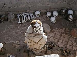 Tour Cementerio de Chauchilla